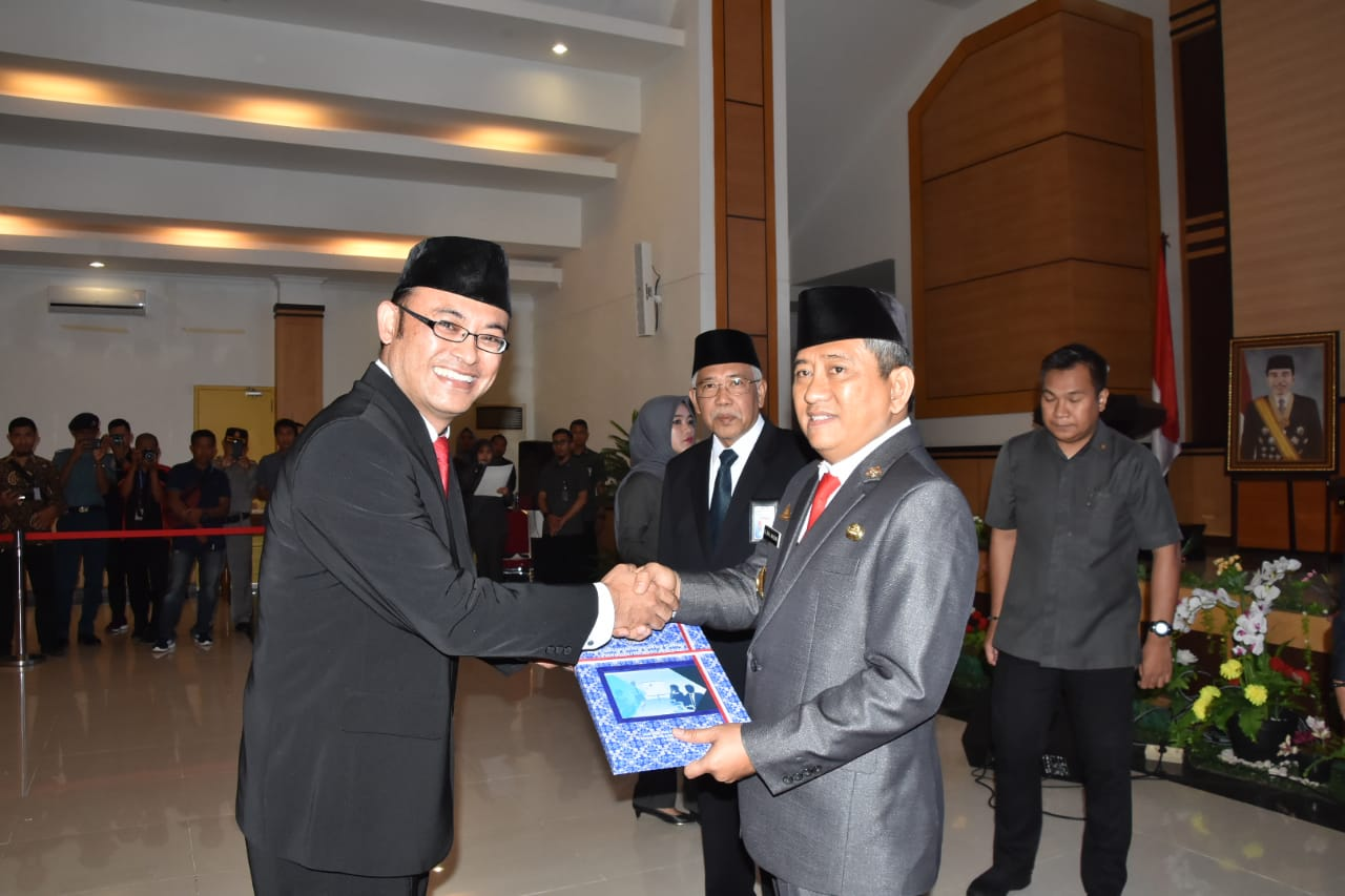 Fauqi Achmad Kharir Pejabat Baru Kepala BPKP Sulbar