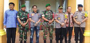 Kapolda Sulbar Pantau Pengamanan Perayaan Natal di Mamuju