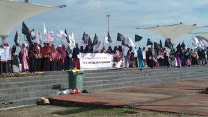 Desakan dari Sulbar Agar Pemerintah Menyelamatkan Muslim Uighur