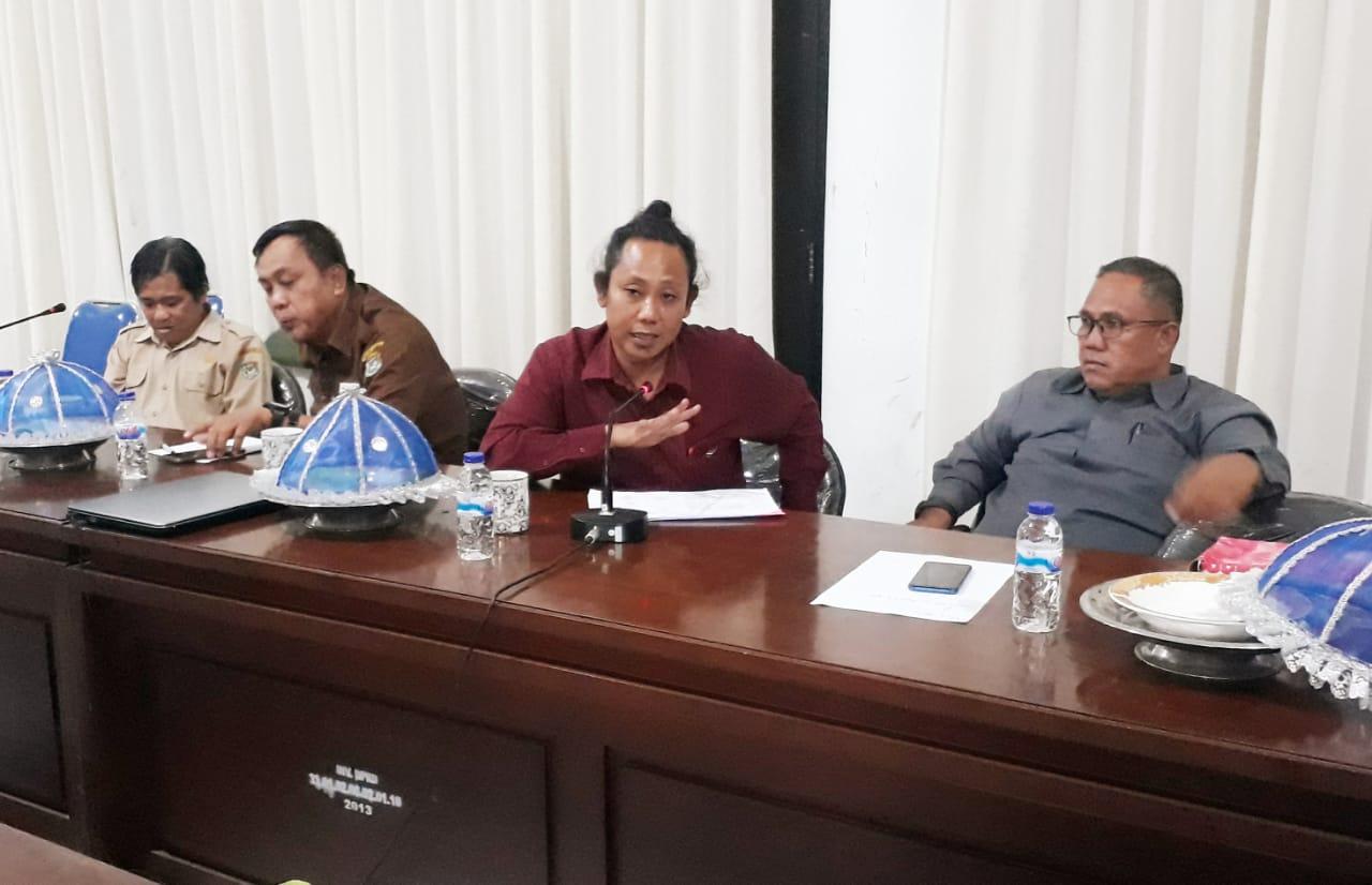 DPRD Mamuju Bakal Tetapkan 29 Ranperda Jadi Propemperda