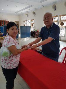 Yayasan Amal Sejahtera SulSel Berbagi Sembako