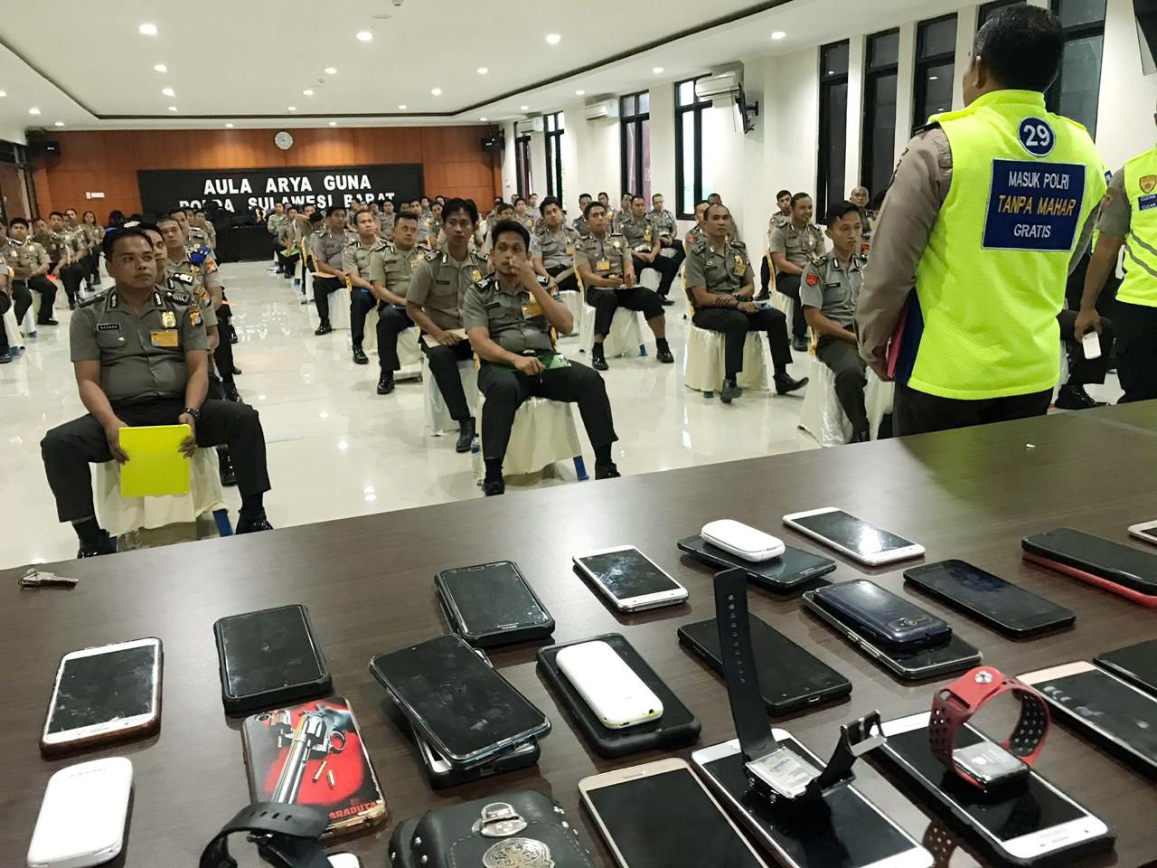 75 Peserta Seleksi SIP Angkatan 48 Ikuti Tes Kompetensi Manajerial