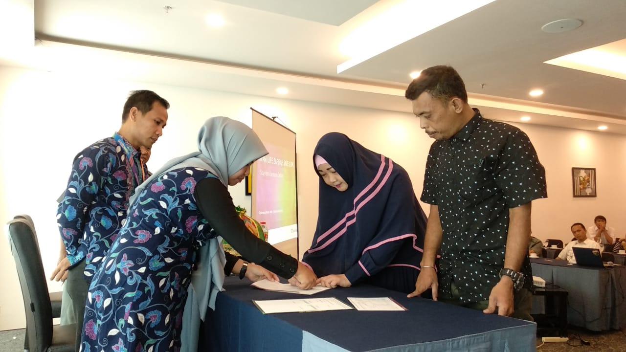 Manulife Safirah Save Link Produk Asuransi Bank Muamalat