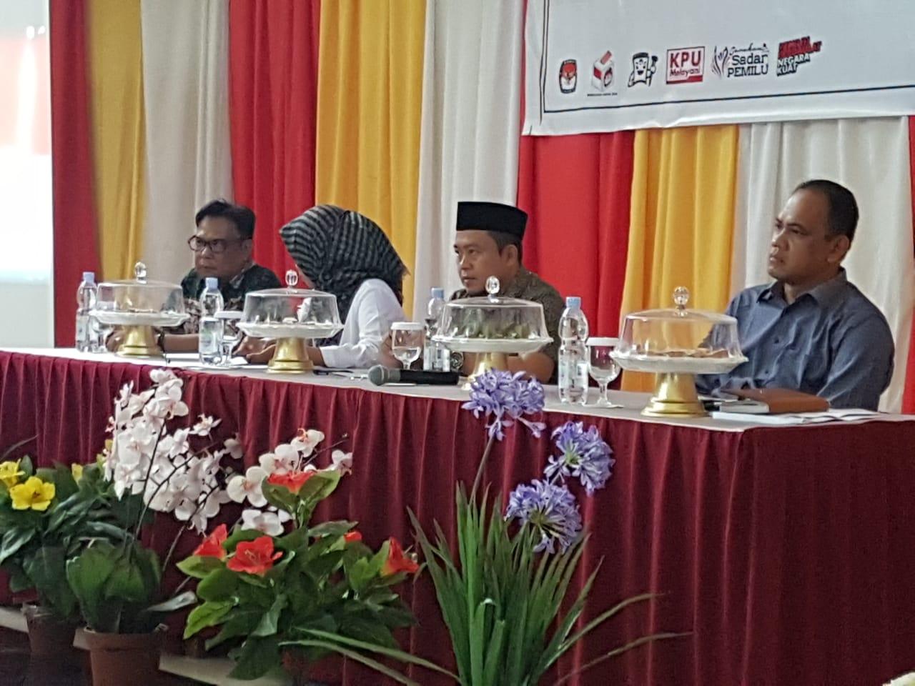 KPU Polman Umumkan Perekrutan KPPS