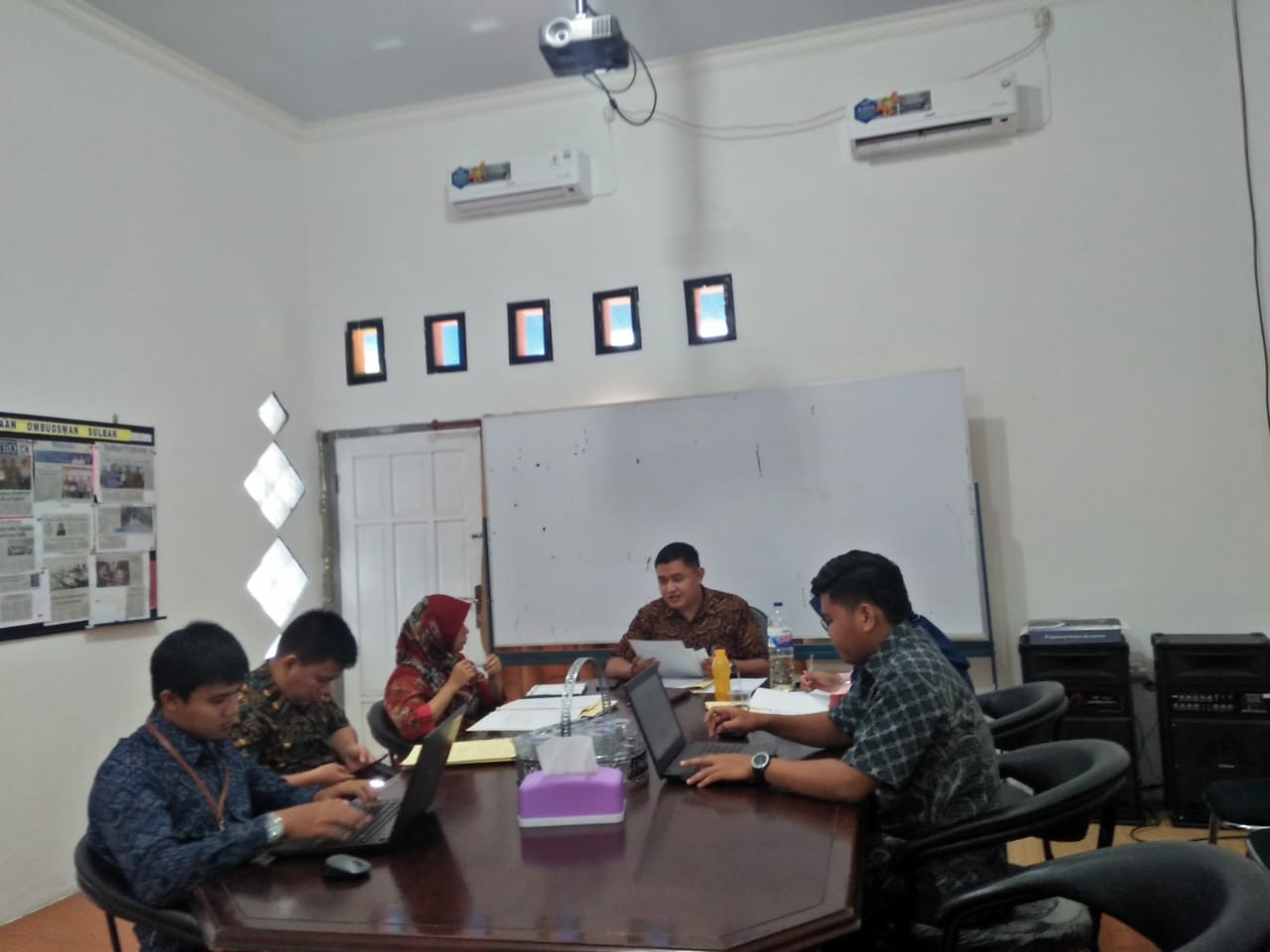 Tim Ombudsman Gelar Rapat Tindaklanjut Pengaduan Publik