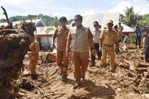 Penanganan Bencana, Sekprov Sulbar Imbau Prioritaskan Sekolah dan Trauma Healing