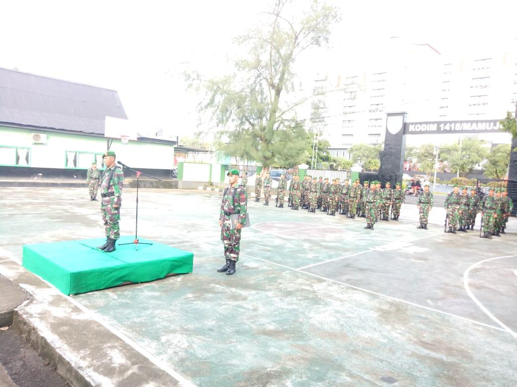 Pangdam XIV/Hsn : Personil TNI Harus Netral di Pemilu 2019