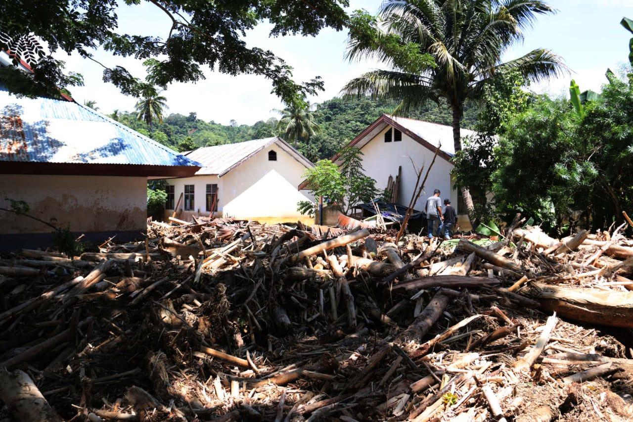 Pemkab Mamuju Tetapkan 7 Hari Tanggap Darurat Banjir