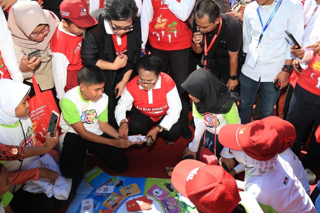 Kita Anak Indonesia, Kita Gembira