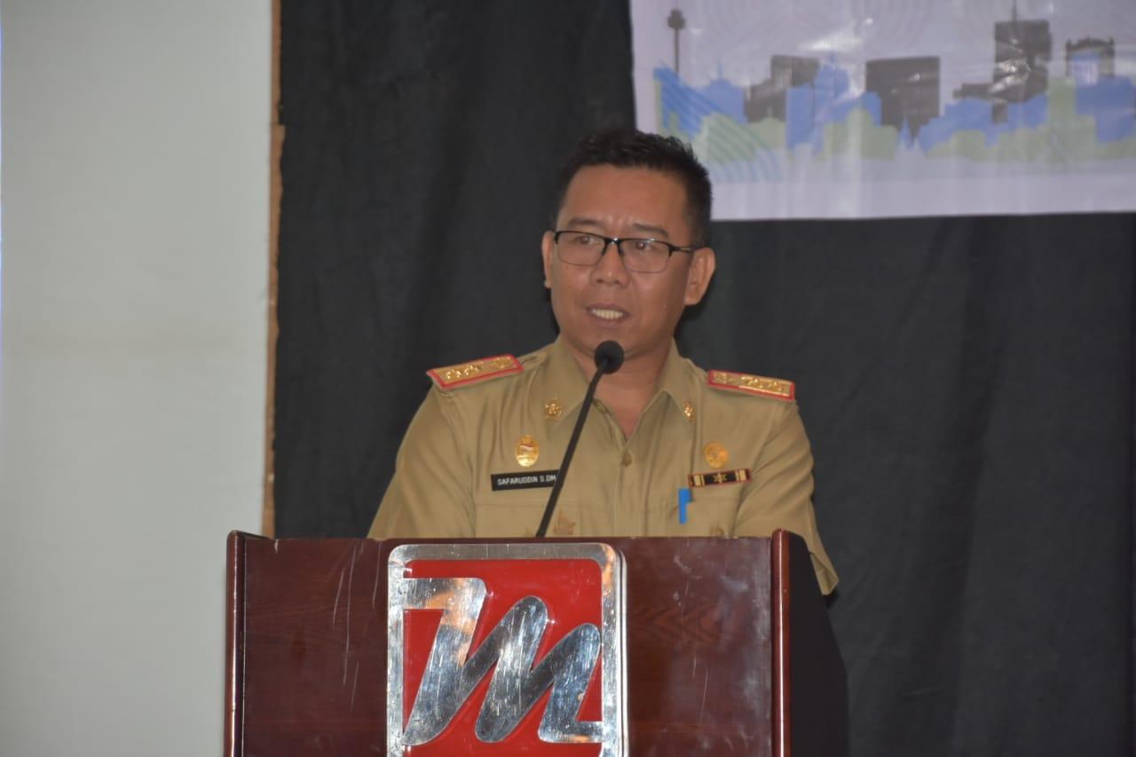 Safaruddin Sanusi : Pengadaan Barang dan Jasa Salah Satu Fokus Yang Harus Ditingkatkan