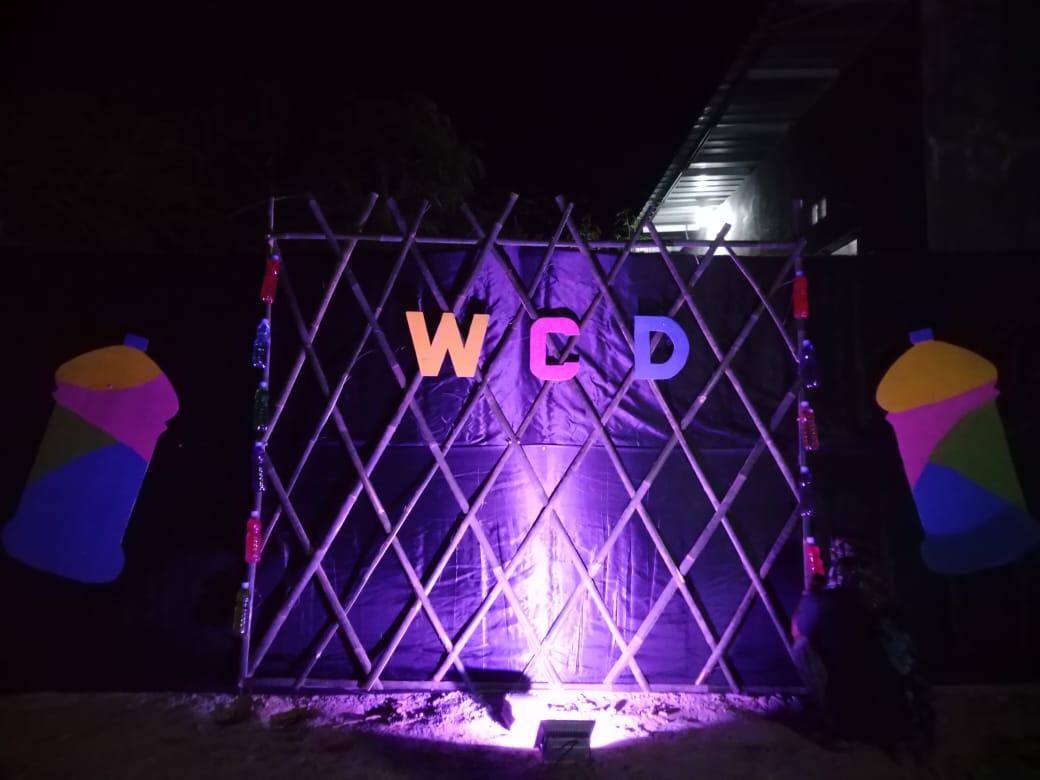 WCD Majene Sambut Aksi World Cleanup Day