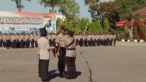 Kapolda Sulbar Buka Pendidikan Siswa di SPN Batua Makassar.