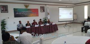 BPK Perwakilan Sulbar Gelar Media Workshop