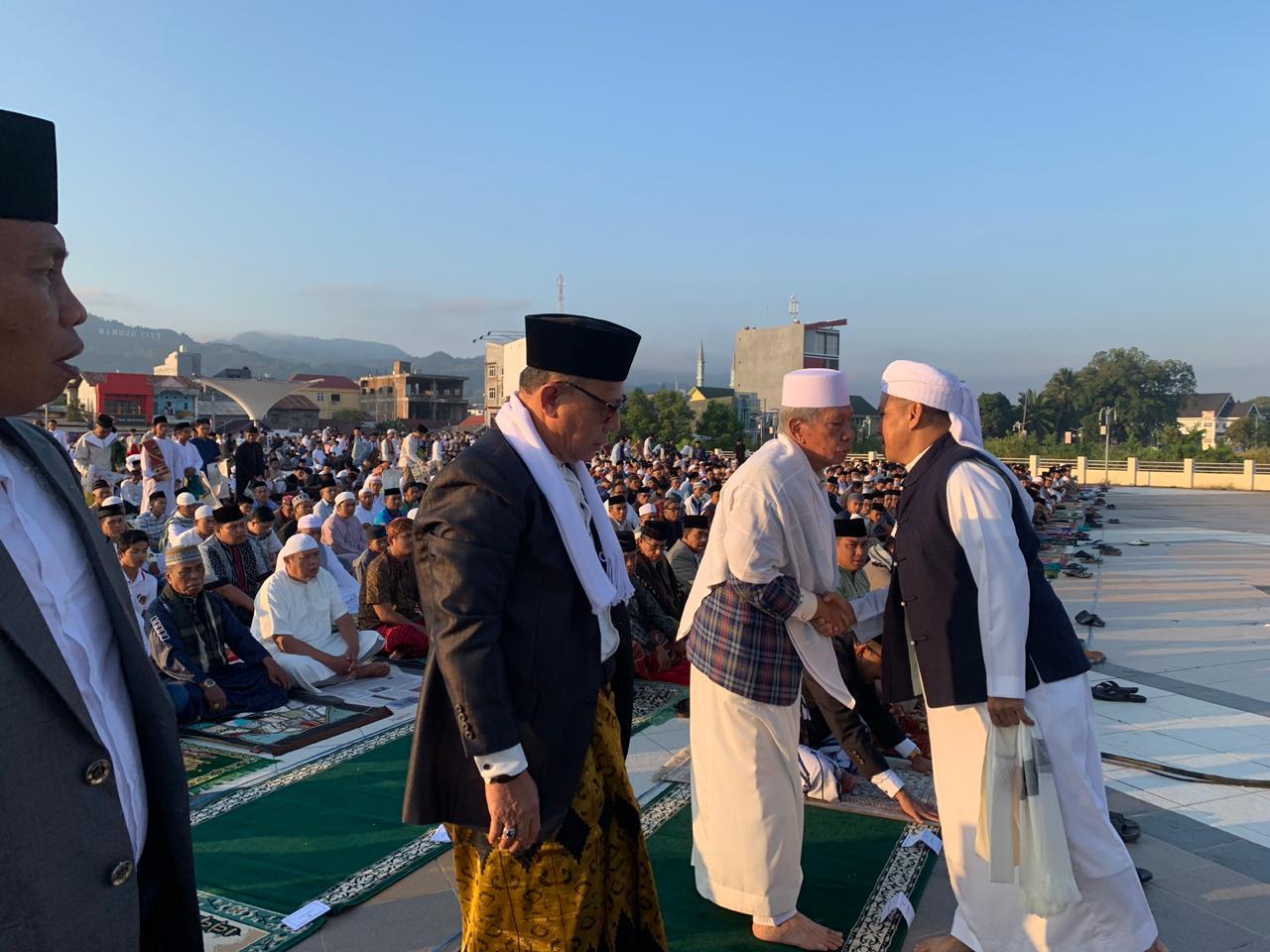 Wahyun Mawardi ; Kepemimpinan Habsi Irwan Penuhi Tiga Tugas Ulil Amri