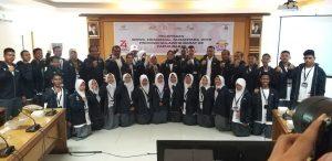 Wagub Sulbar Lepas 23 Peserta Siswa Mengenal Nusantara Ke Papua Barat
