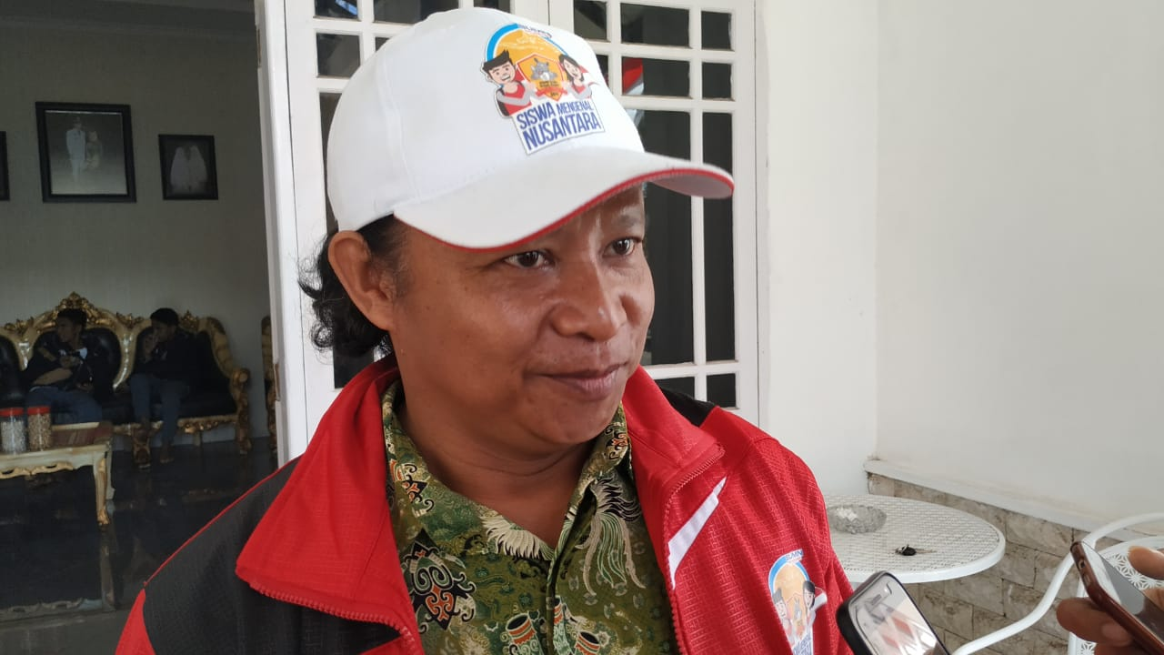 Pendamping SMN Asal Papua Barat Apresiasi Masyarakat Sulbar