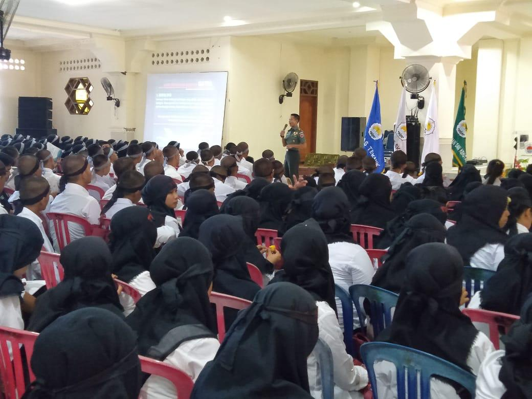 Mahasiswa Wajib Miliki Wawasan Kebangsaan dan Bela Negara