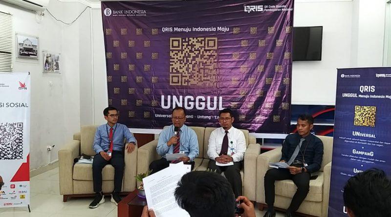 Perwakilan BI Sulbar Perkenalkan QR Code Indonesian Standar (QRIS)