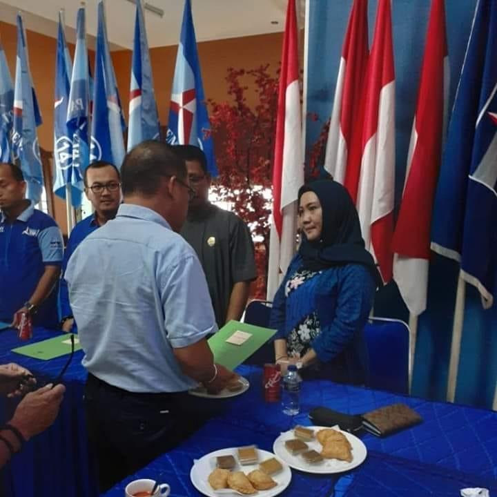 Partai Demokrat Amanahkan Suraidah Ketua DPRD Sulbar