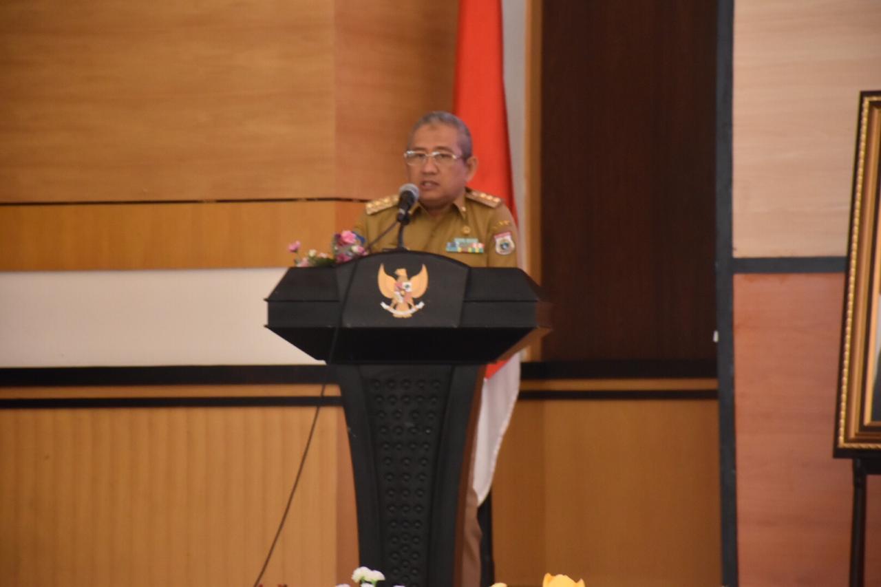 Gubernur Sulbar Tegaskan Penolakannya Terhadap Aksi Anarkis dan Terorisme
