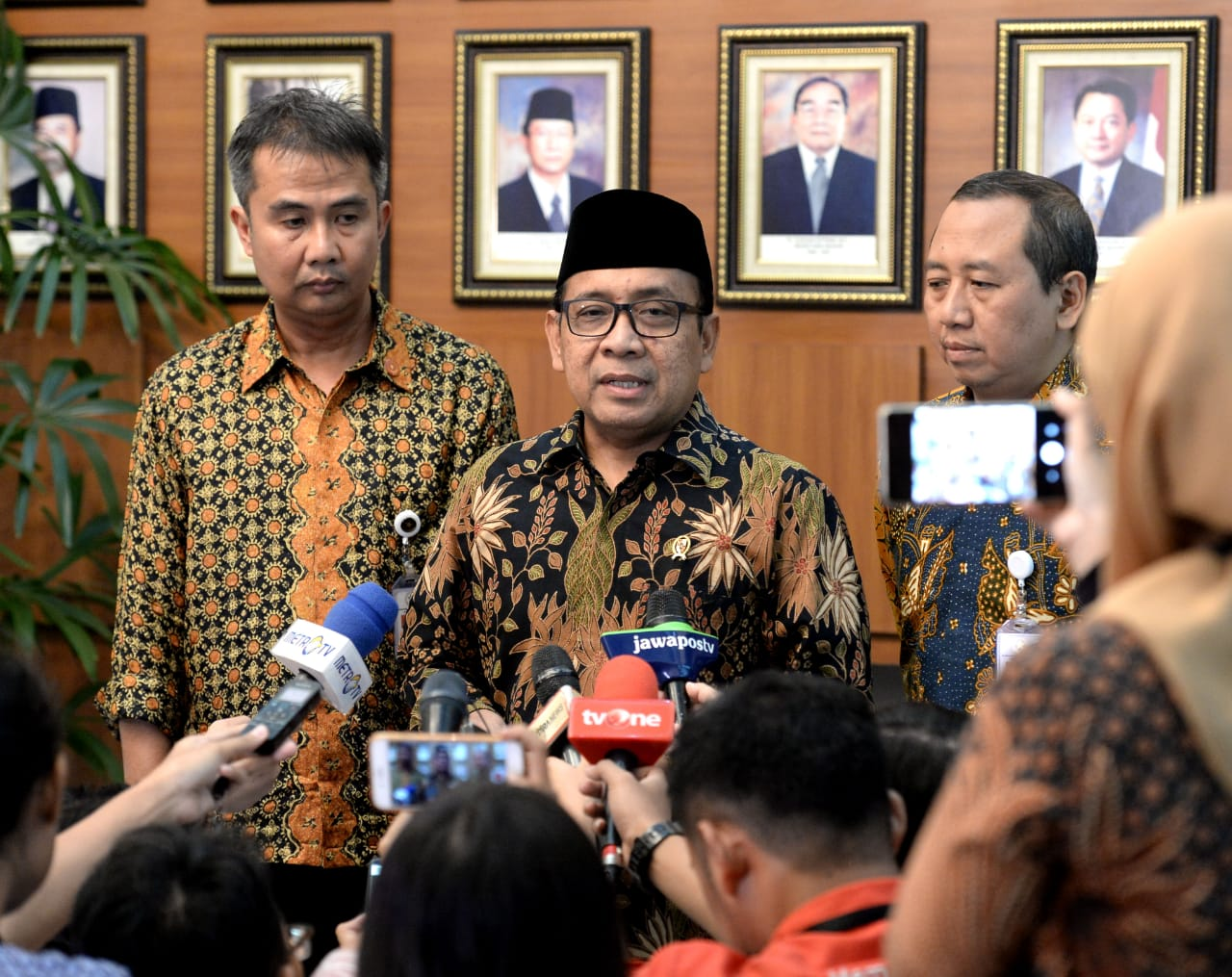 Presiden RI Jokowi Telah Tanda Tangani Surpres Usulan Revisi UU KPK