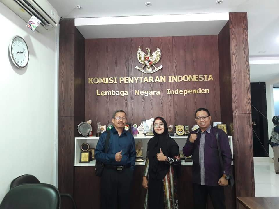KPID Sulbar Jalani Sekolah P3SPS Angkatan XLI