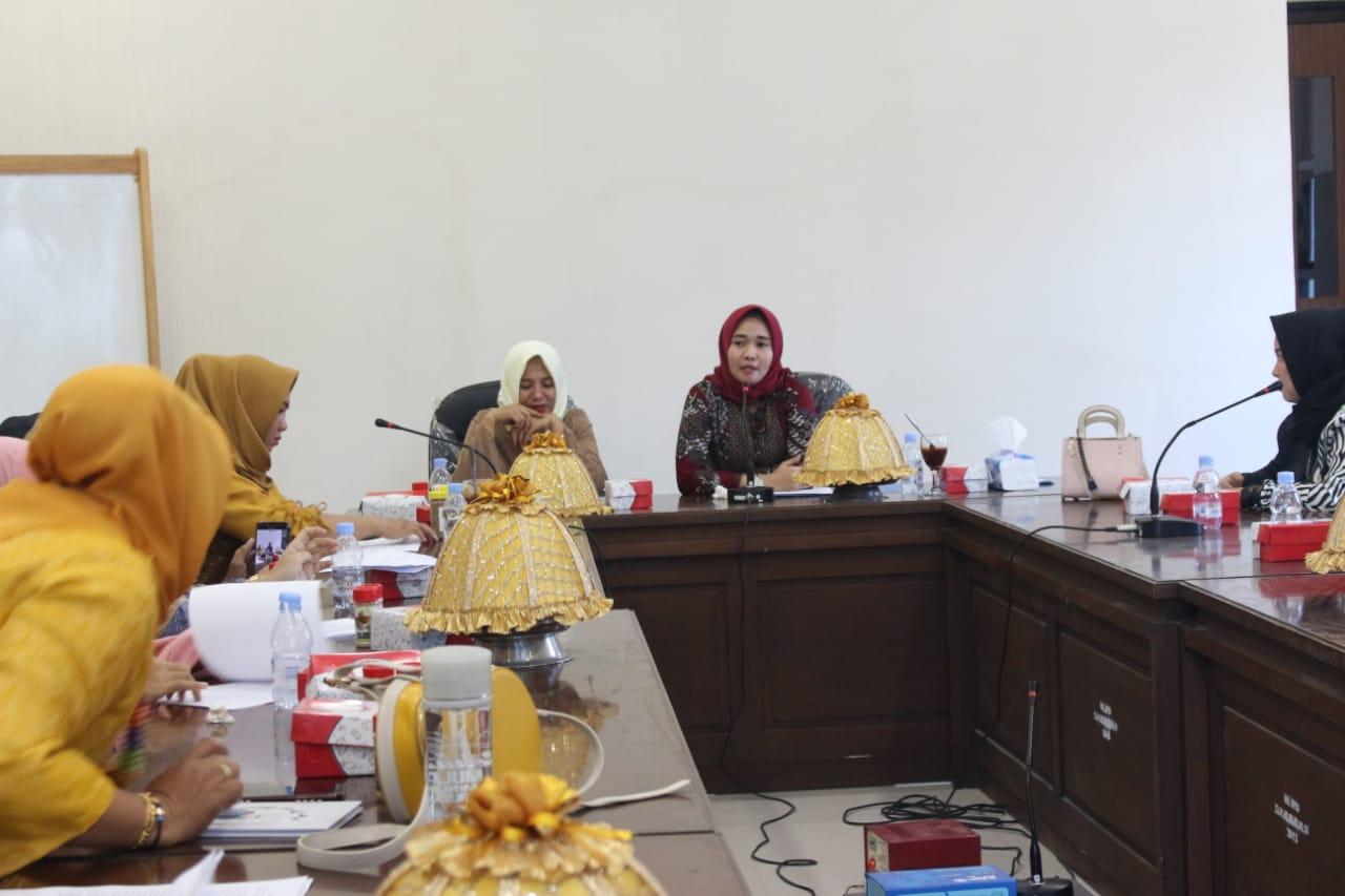 Puspa Anshari Pimpin Rapat IKKD Kabupaten Mamuju