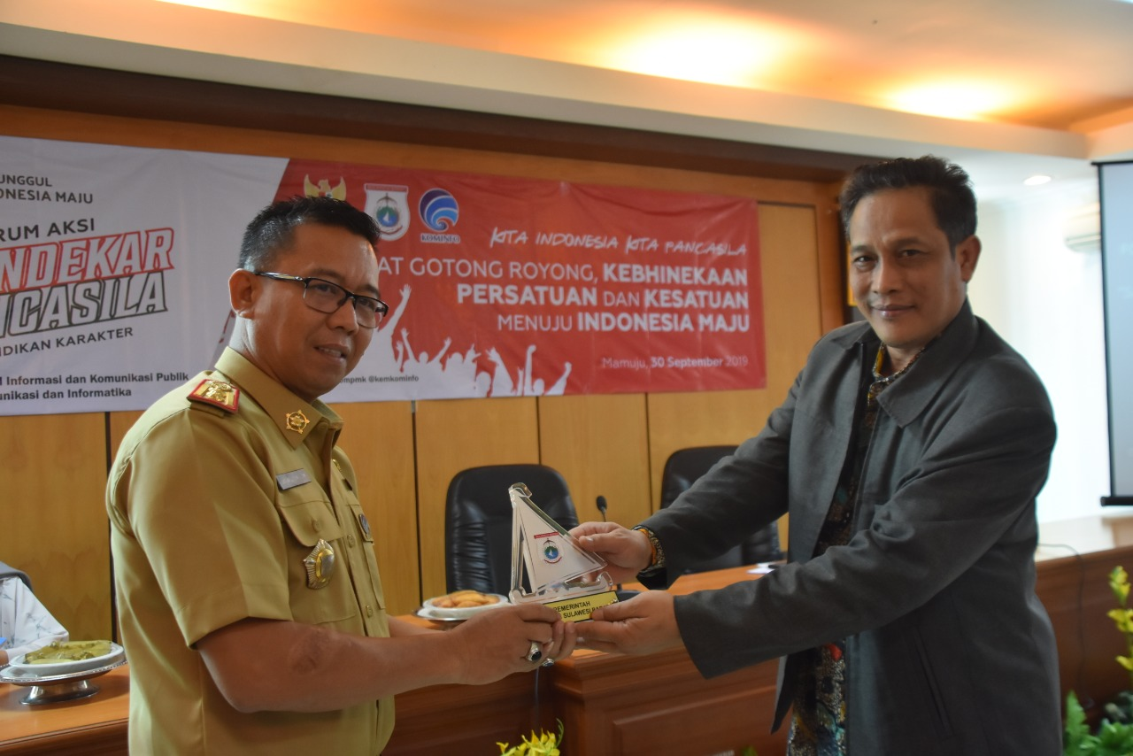Kementrian Kominfo RI Gelar Forun Aksi Pendidikan Karakter Pancasila