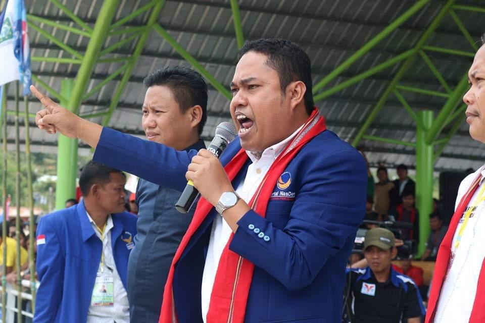 Pelantikan Pimpinan Definitif DPRD Sulbar Akan Dihadiri DPP Nasdem