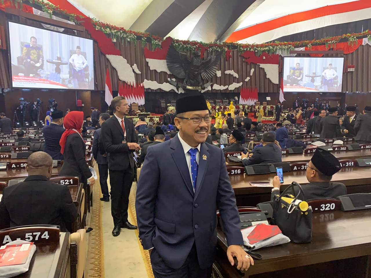 Syahrul Yasin Limpo Dimata SDK