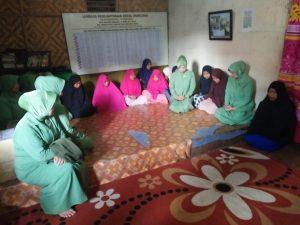 Sambut HUT TNI ke-74, Personel TNI Kodim 1418/Mamuju Anjangsana ke Panti Asuhan
