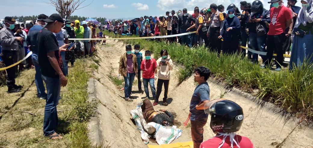 Mayat Perempuan Dalam Karung Gegerkan Warga Mapilli
