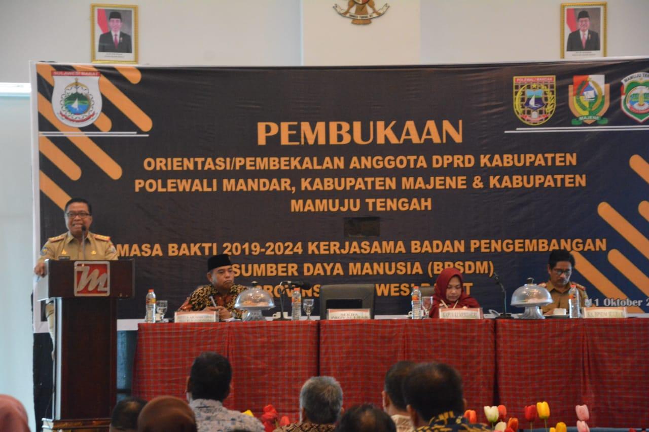 DPRD Diharap Perkuat Fungsi Legislasi dan Pengawasan
