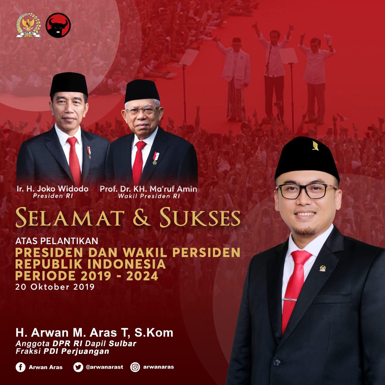 Arwan : Kita Optimis Indonesia Semakin Maju