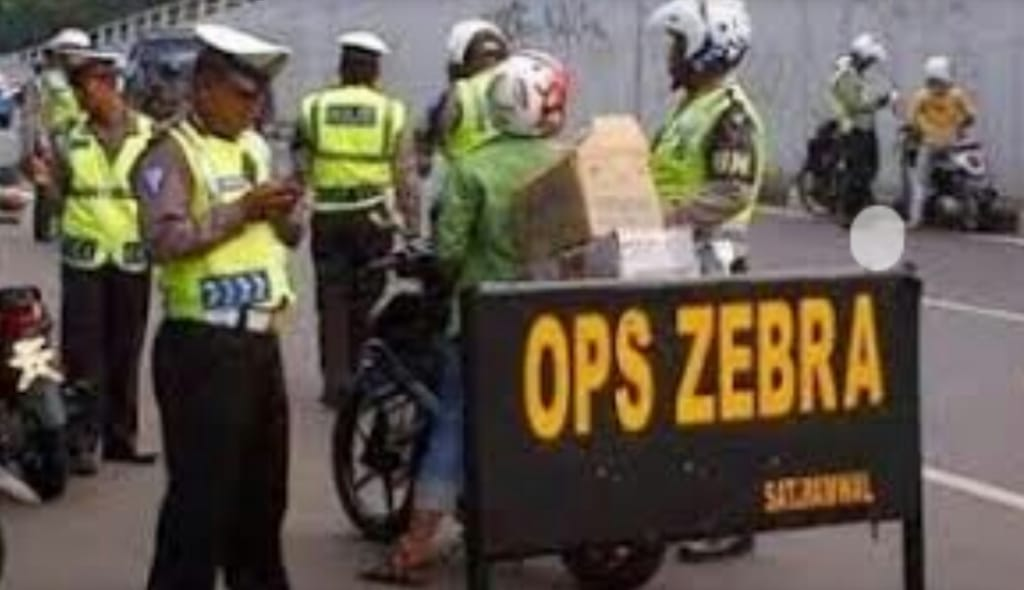 Satlantas Polresta Mamuju Kembali Akan Menggelar Operasi Zebra