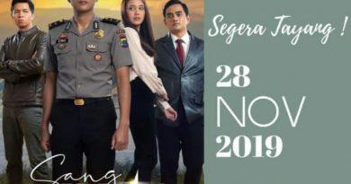 """Saksikan Film """" SANG PRAWIRA"""" Tayang Perdana di Bioskop  28 November 2019"""