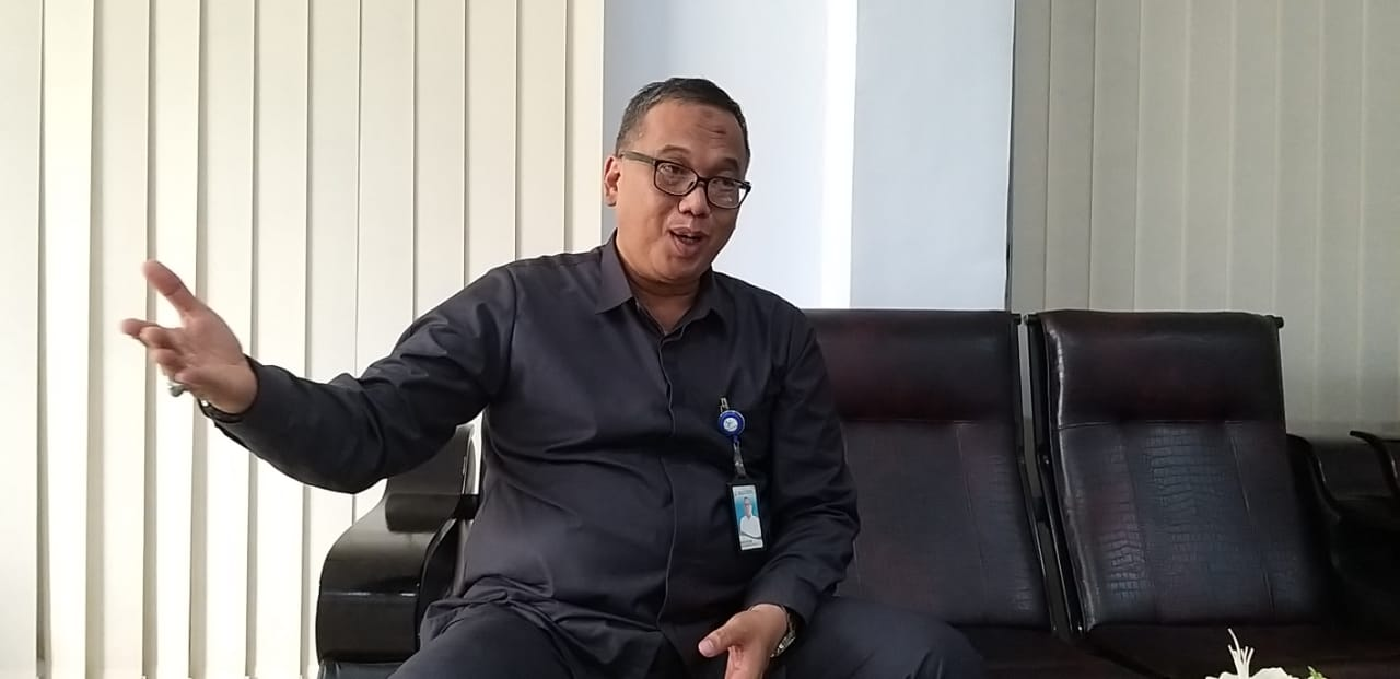 Oktober 2019, Mamuju Inflasi 0,14 Persen