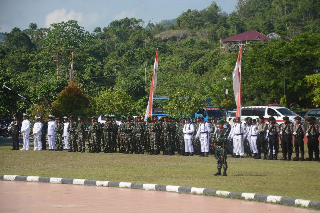 Mayor Inf Ahmad, DanUp Hari Pahlawan diSulbar
