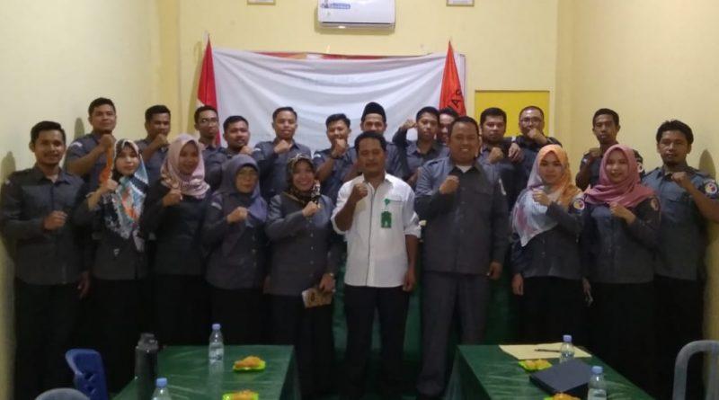 KPID Sulbar dan Bawaslu Majene Jajaki Kerjasama Pengawasan.