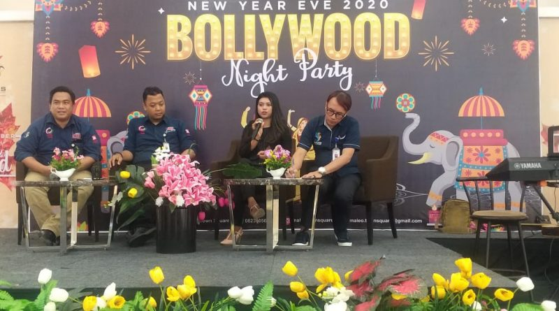 Malam Pergantian Tahun, Hotel Matos Mamuju Usung Bollywood Night Party