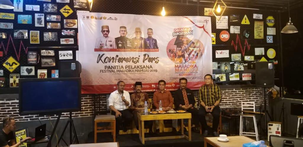 Festival Maradika Mamuju Akan Menghadirkan Puluhan Kerajaan se Nusantara