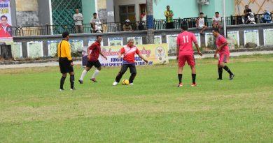 Ali Baal : Sportivitas Pertandingan Harus Ditegakkan