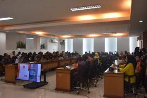 Menuju E-Government, Pemprov Latih OPD Gunakan Si Maya