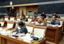 Rapat Komisi VIII DPR Bersama Mensos dan BNPB, Arwan Aras Perjuangkan Ini