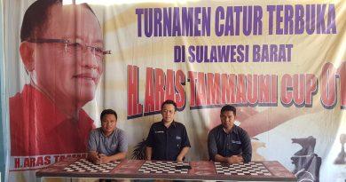 Pendaftar Turnament Catur Aras Tammauni CUP 01 Membludak