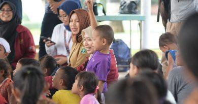 Meski Tinggal di Pengungsian, Perempuan dan Anak di Lebak, Banten  Harus Tetap Terlindungi