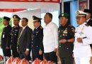 Danrem 142/Tatag hadiri hari bhakti Imigrasi di Sulbar