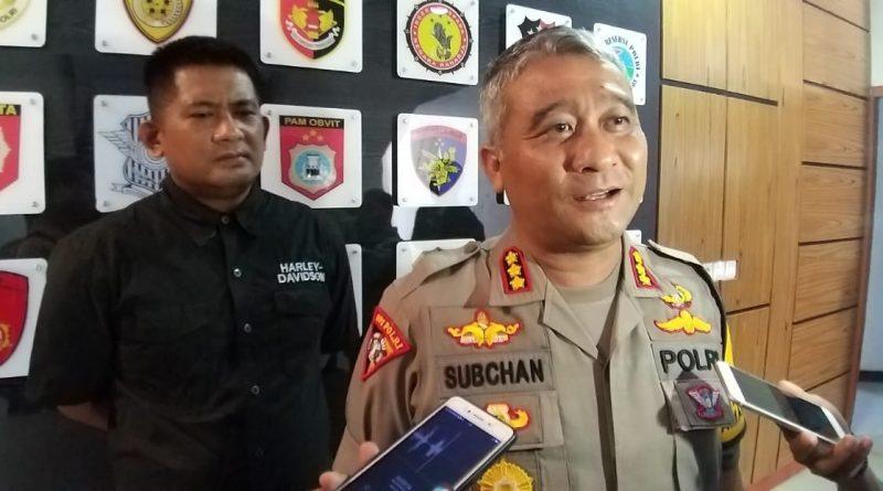 13 Oknum Anggota Brimob Polda Sulbar Ditempatkan di Tempat Khusus