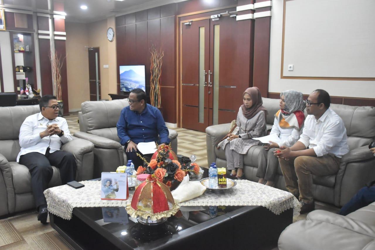 Pemprov Siap Mendukung Universitas Sulawesi Barat