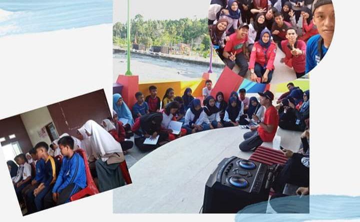 Forum Genre dan BKKBN Sulbar Tour Edukasi Genre